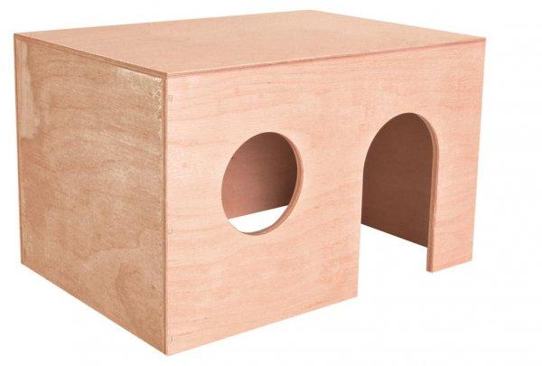 Trixie Holzhaus für Meerschweinchen 27x 27x 19 cm