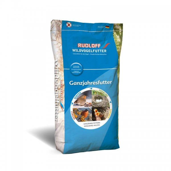 Rudloff Wintermix für Wildvögel, 20 kg