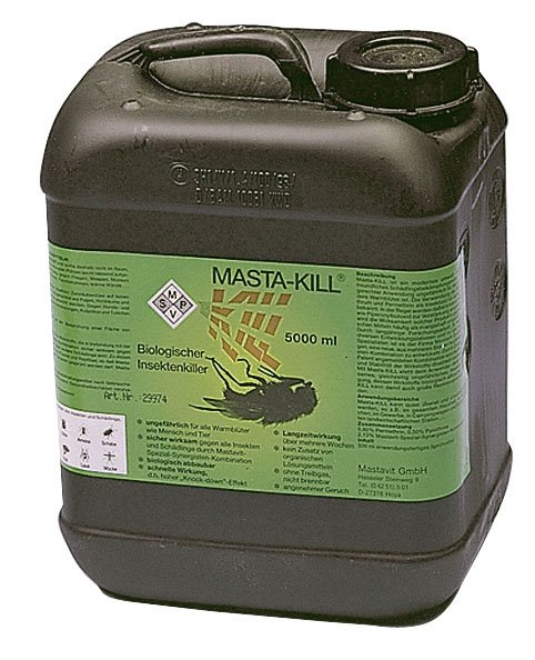 Kerbl Masta-Kill, 5000 ml-Kanister