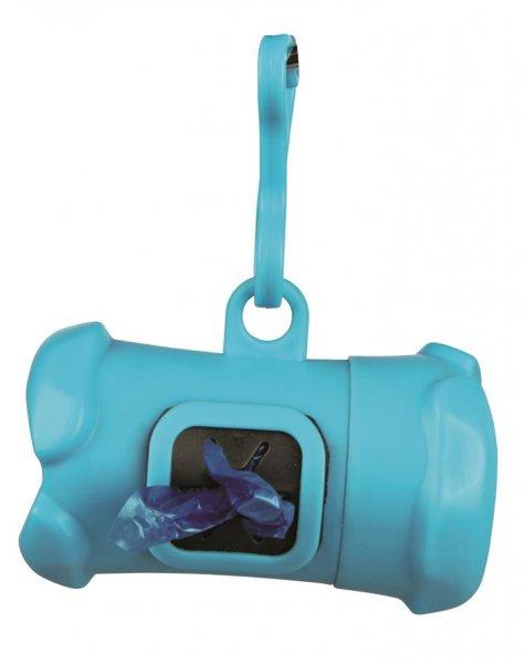 Trixie Dog Pick Up Beutelspender inklusive 1 Rolle mit 15 Beuteln, Größe M