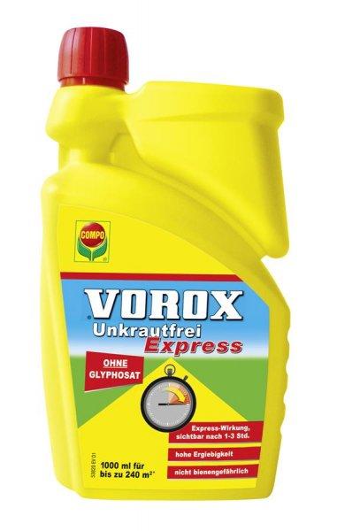 Compo Vorox Unkrautfrei Express, 1000 ml