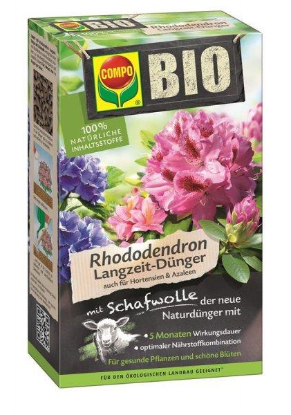 Compo Bio Rhododendron Langzeitdünger, 2 kg
