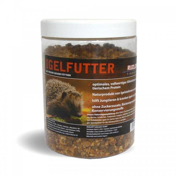 Rudloff Igelfutter in Dose, 500 g