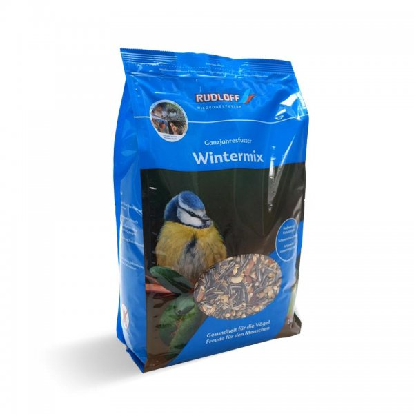 Rudloff Wintermix für Wildvögel, 2 kg
