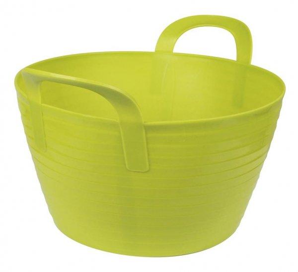 Kerbl Flexibler Trog FlexBag grün, 12 l