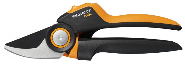 Fiskars PowerGear™ X Rollgriff-Gartenschere, Bypass PX92