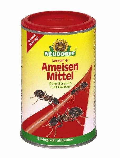 Neudorff Loxiran -S- Ameisenmittel, 100 g