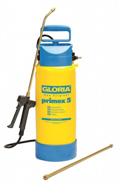 Gloria Drucksprühgerät Primex 5, 5 l