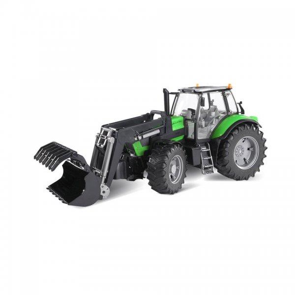 Bruder Deutz Traktor Agrotron X720 mit Frontlader