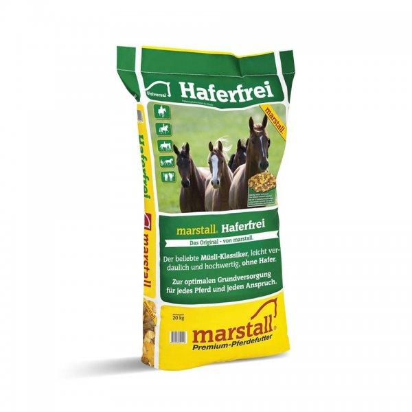 Marstall Haferfrei, 20 kg