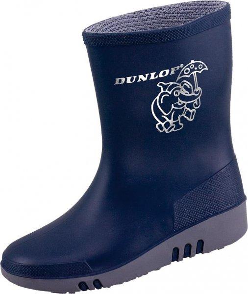 Dunlop Kinder Freizeit- und Outdoorstiefel Mini, blau
