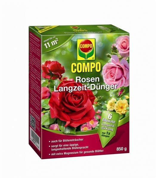 Compo Rosen Langzeit Dünger, 850 g