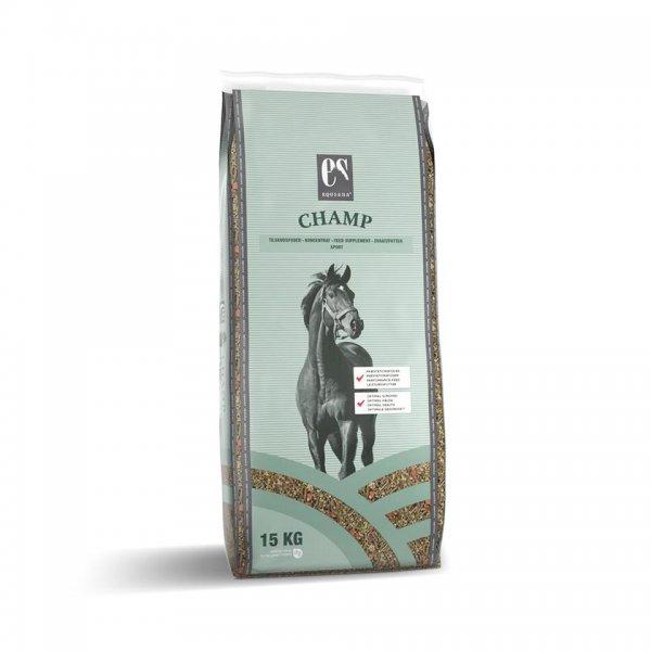 Equsana Champ Ergänzungsfutter für Pferde, 15 kg