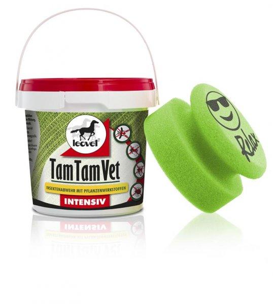 Leovet Tam Tam Vet Intensiv Fliegenschutz für Pferde, 500 ml