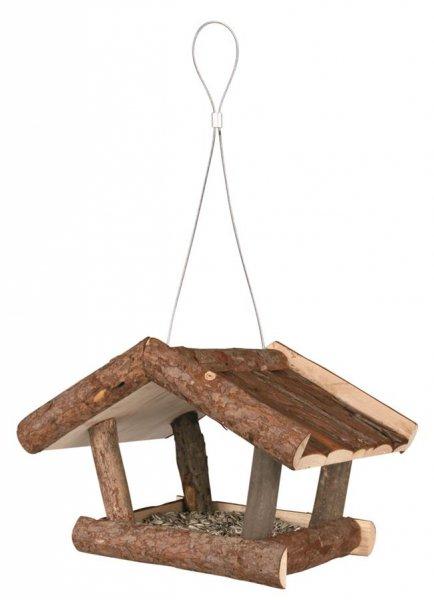 Trixie Natural Living Futterhaus, 32x 23x 20 cm, natur