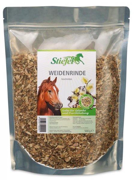 Stiefel Weidenrinde für Pferde, 500 g