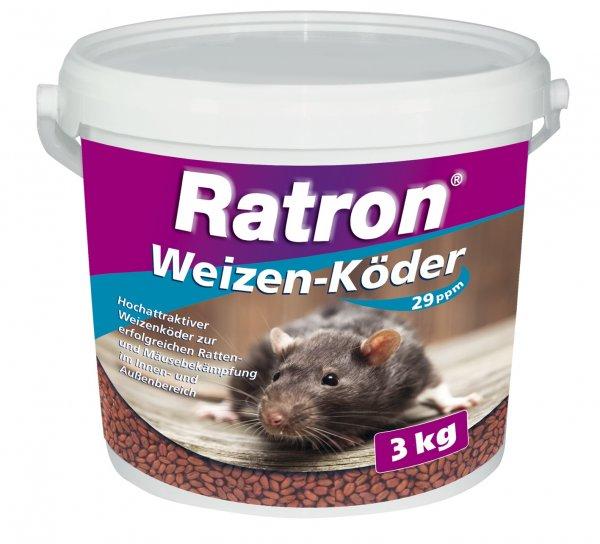 Ratron Weizenköder 29 ppm, 3 kg