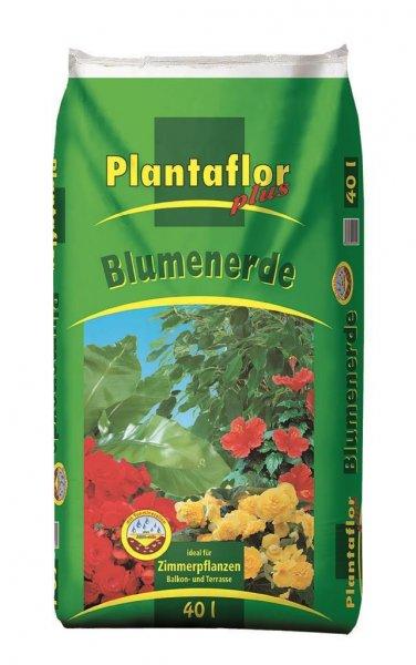 Plantaflor Blumenerde, 40 l