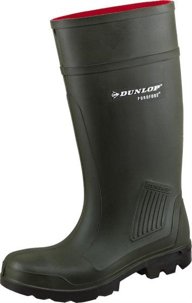 Dunlop Purofort S5, dunkelgrün