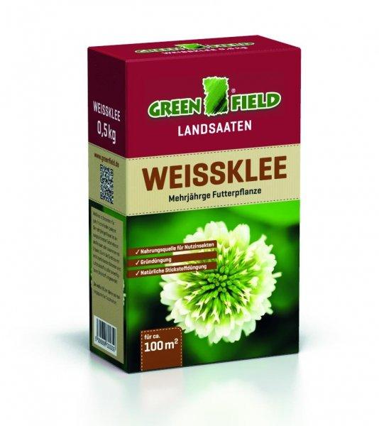 Greenfield Weißklee, 500 g