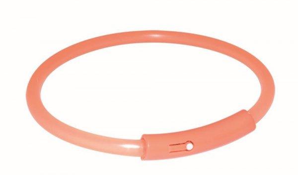 Trixie Light Band, Größe L, 50 cm, orange