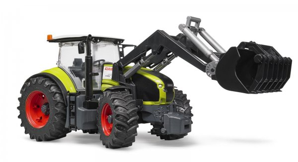 Bruder Claas Traktor Axion 950 mit Frontlader