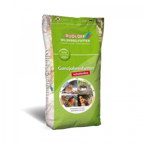 Rudloff Wildvogelfutter Energy schalenlos, 25 kg
