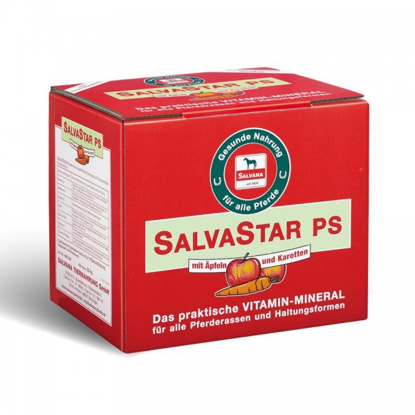 Salvana Salvastar PS für Pferde, 25 kg