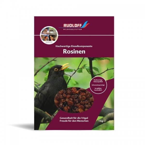 Rudloff Speise-Rosinen zu Futterzwecken, 1 kg