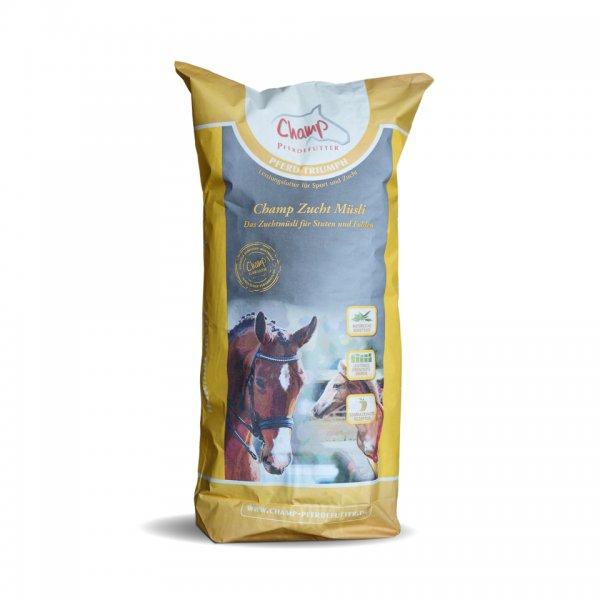 Champ Zuchtmüsli für Pferde, 20 kg