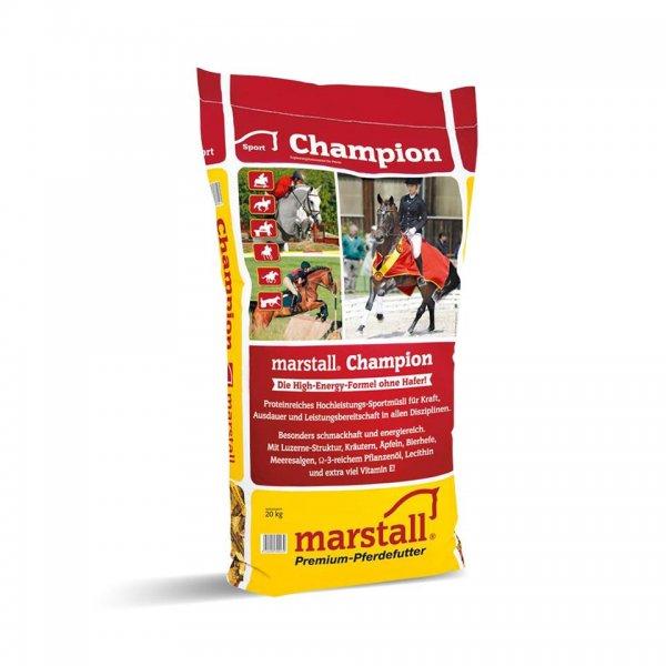 Marstall Champion für Pferde, 20 kg