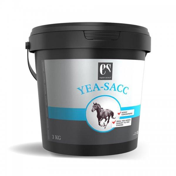 Equsana Yea-Sacc für Pferde, 3 kg