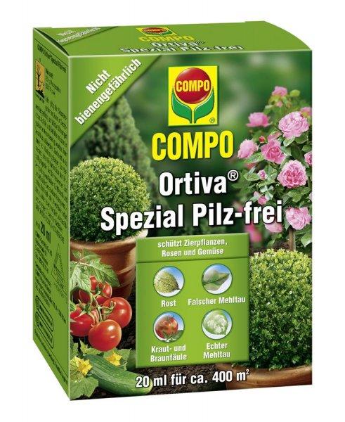 Compo Ortiva Spezial Pilz-frei, 20 ml