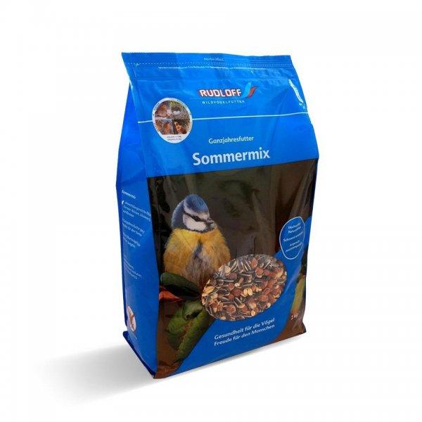 Rudloff Sommermix für Wildvögel, 2 kg