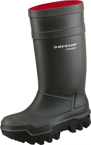 Dunlop Winter-Sicherheitsstiefel Purofort Thermo+