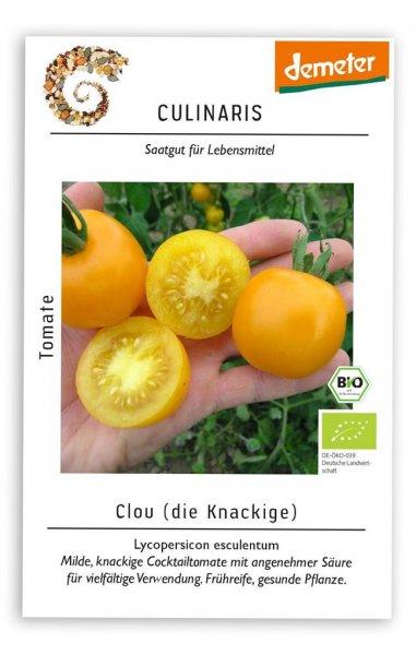 Culinaris Cocktailtomate Clou, 12 Korn